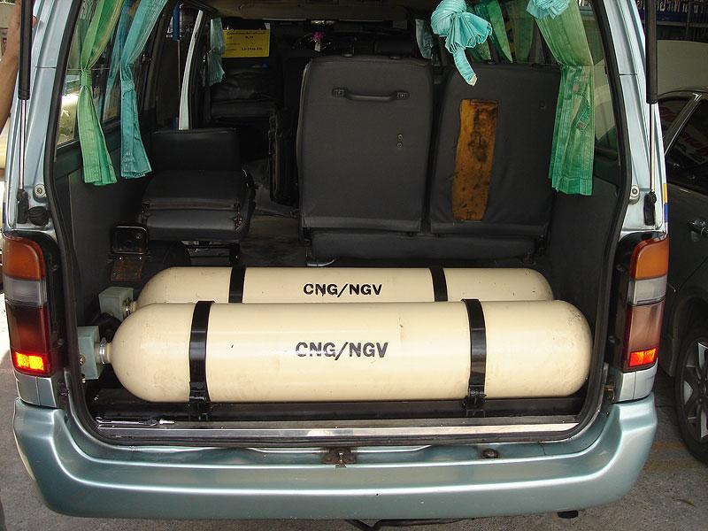 ความปลอดภัยในการ เช่ารถตู้ NGV